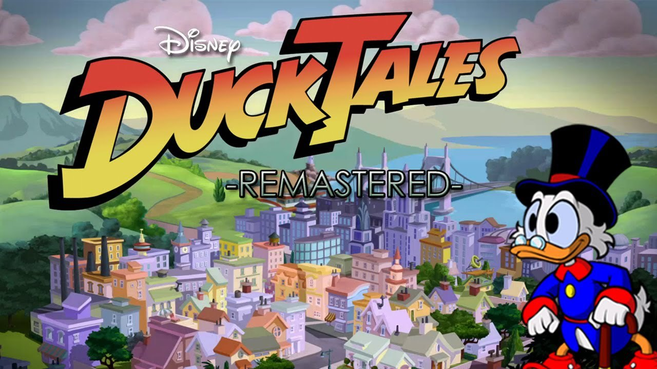 W Ducktales Review Ducktales Remastered