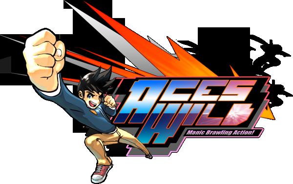 Aces Wild Game Logo