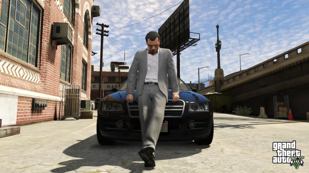 Grand Theft Auto V 5 Michael