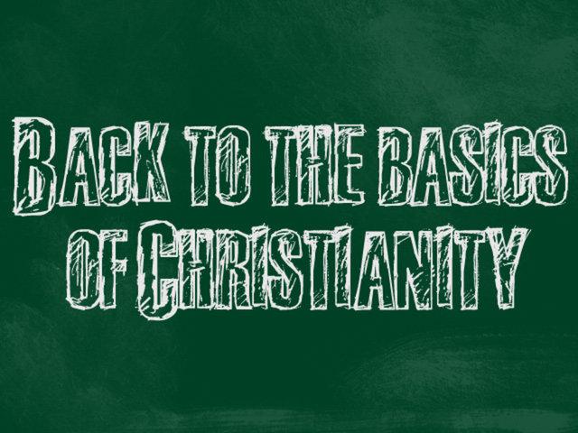 Christianity Basics
