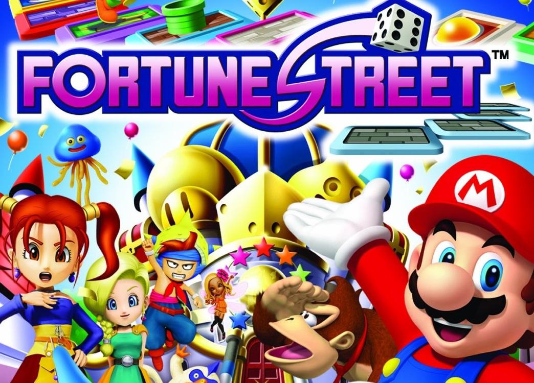 Fortune Street Logo