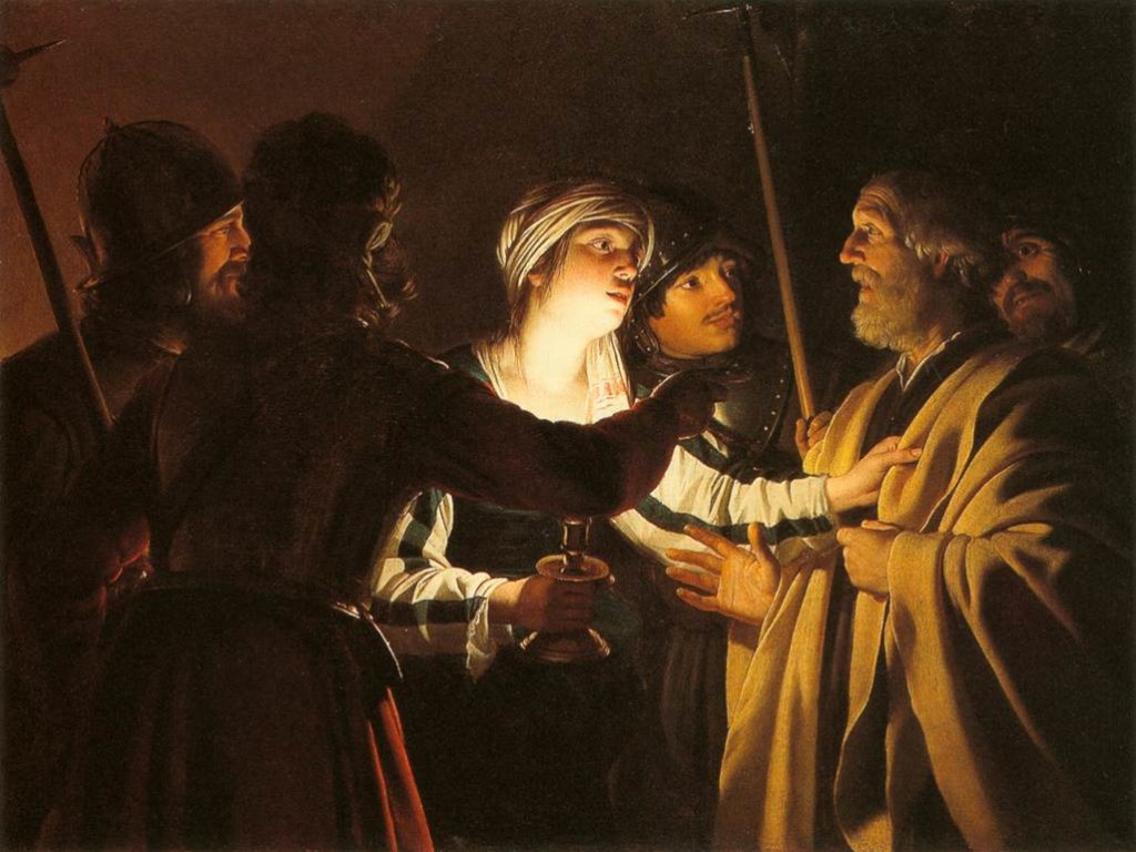 Gerard_van_Honthorst_-_The_Denial_of_St_Peter_-_WGA11661