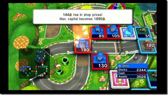 Fortune Street Mario Circuit