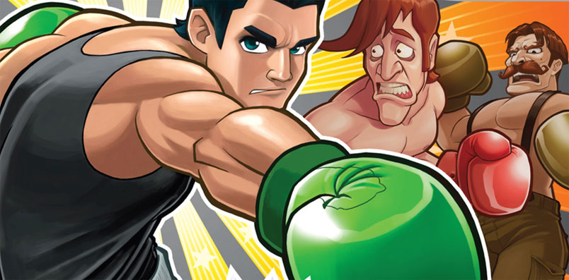 Review punch out wii stars for What is a punch out list