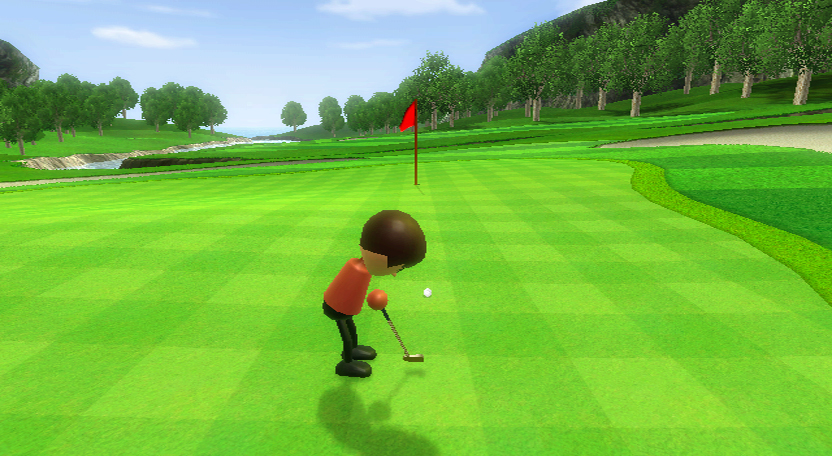 Wii Golf Games Of Which There Are Too Many Flash Review