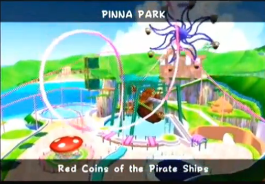 Pinna Park Super Mario Sunshine