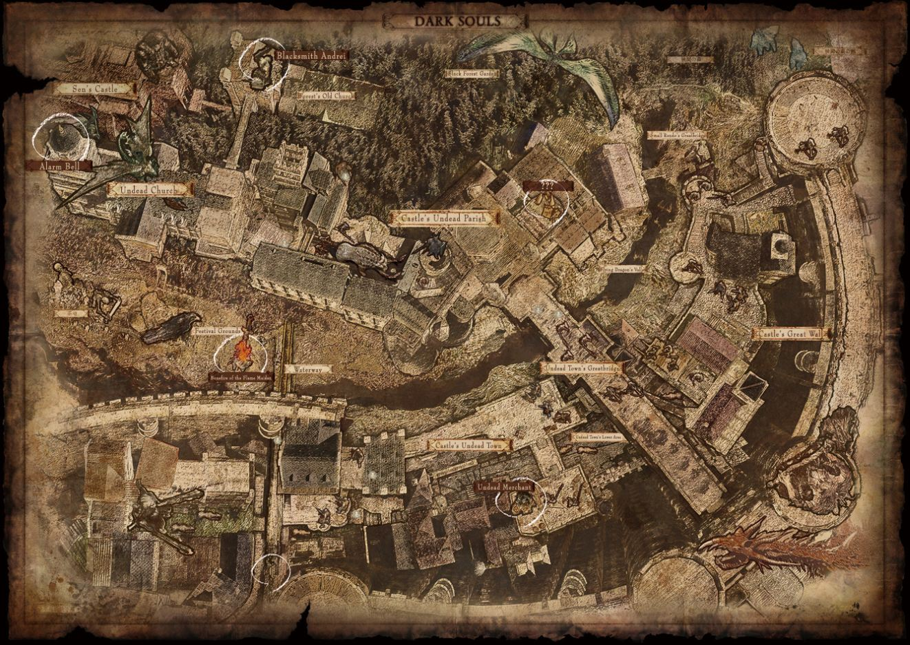 Explorations in Lordran (A Dark Souls Journal)