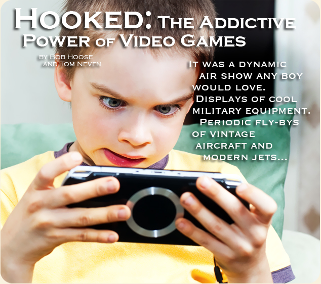 Hooked: The Addictive Power of Video Games