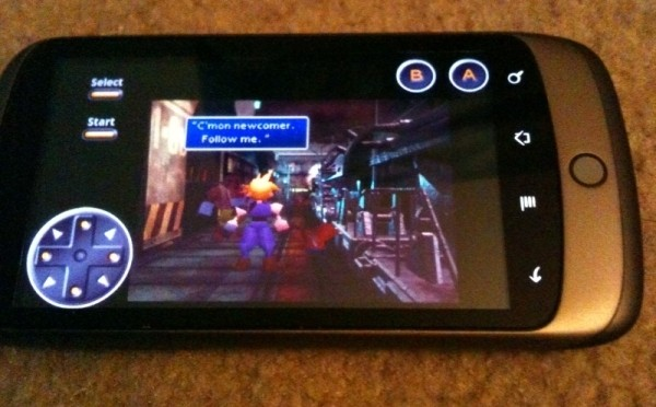 Android PSX Final Fantasy