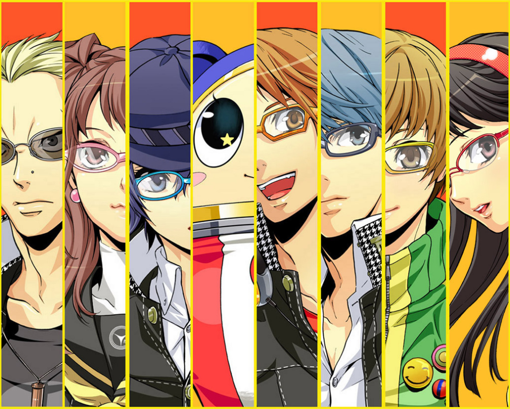 Persona 4 Characters Persona 4 And The Detective
