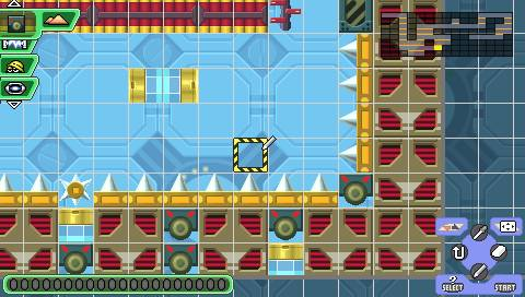 Mega Man Powered Up Level Creator Editor