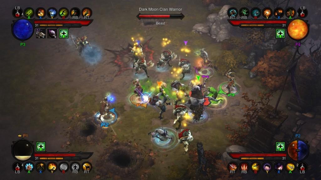 Diablo III Console Coop