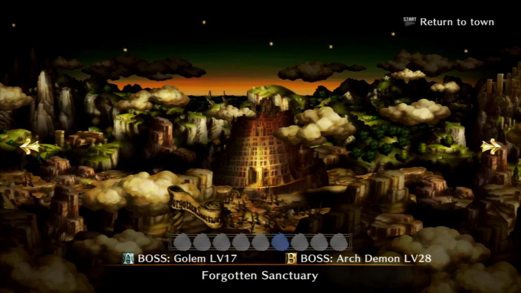 Forgotten_Sanctuary_selection_screen