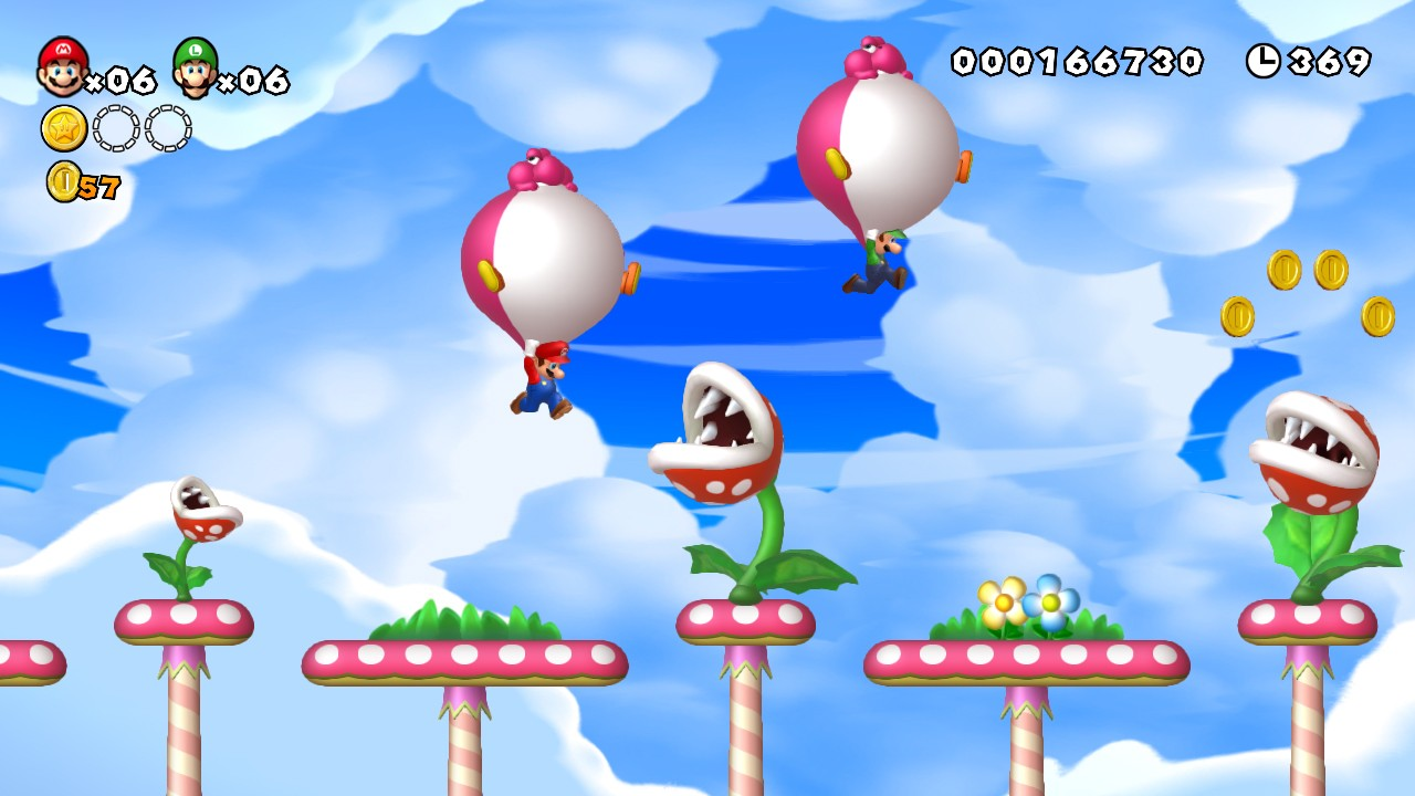 Review: New Super Mario Bros  Wii U (**** stars) (Part 1)