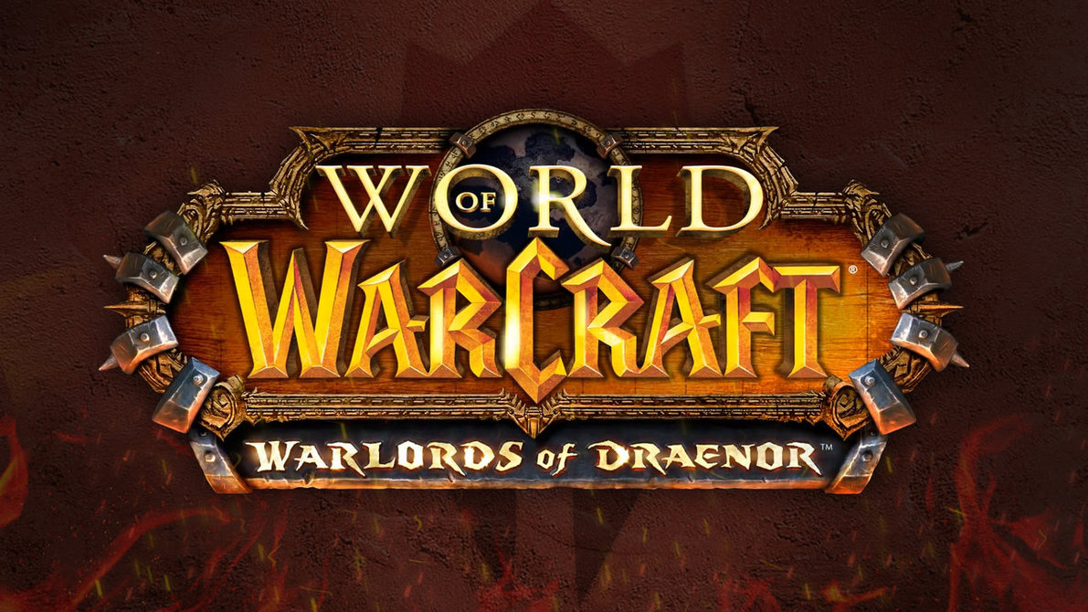Monday Update World Of Warcraft Warlords Of Draenor Patch