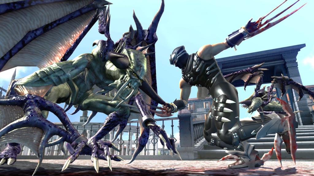 Foto Ninja Gaiden II