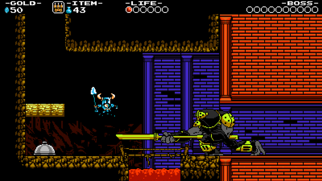 Shovel Knight screen 1