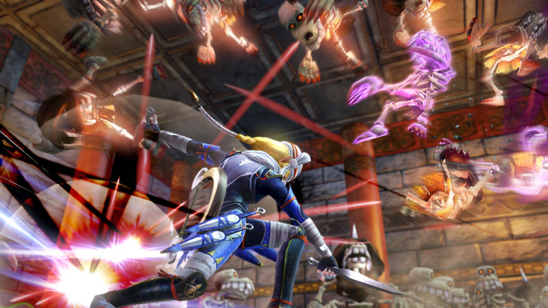 Sheik Hyrule Warriors