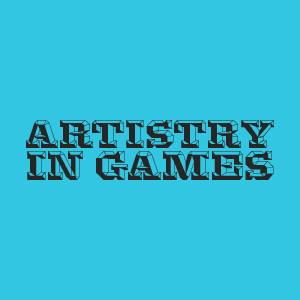 artistry in games logo