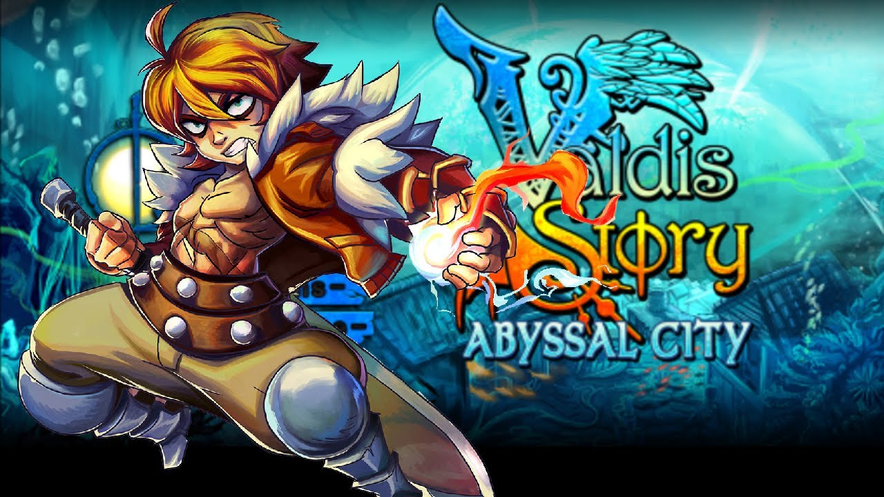 Review: Valdis Story – Abyssal City (** stars) (Part 1)