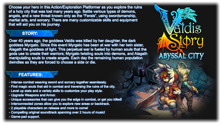 Valdis Story summary4