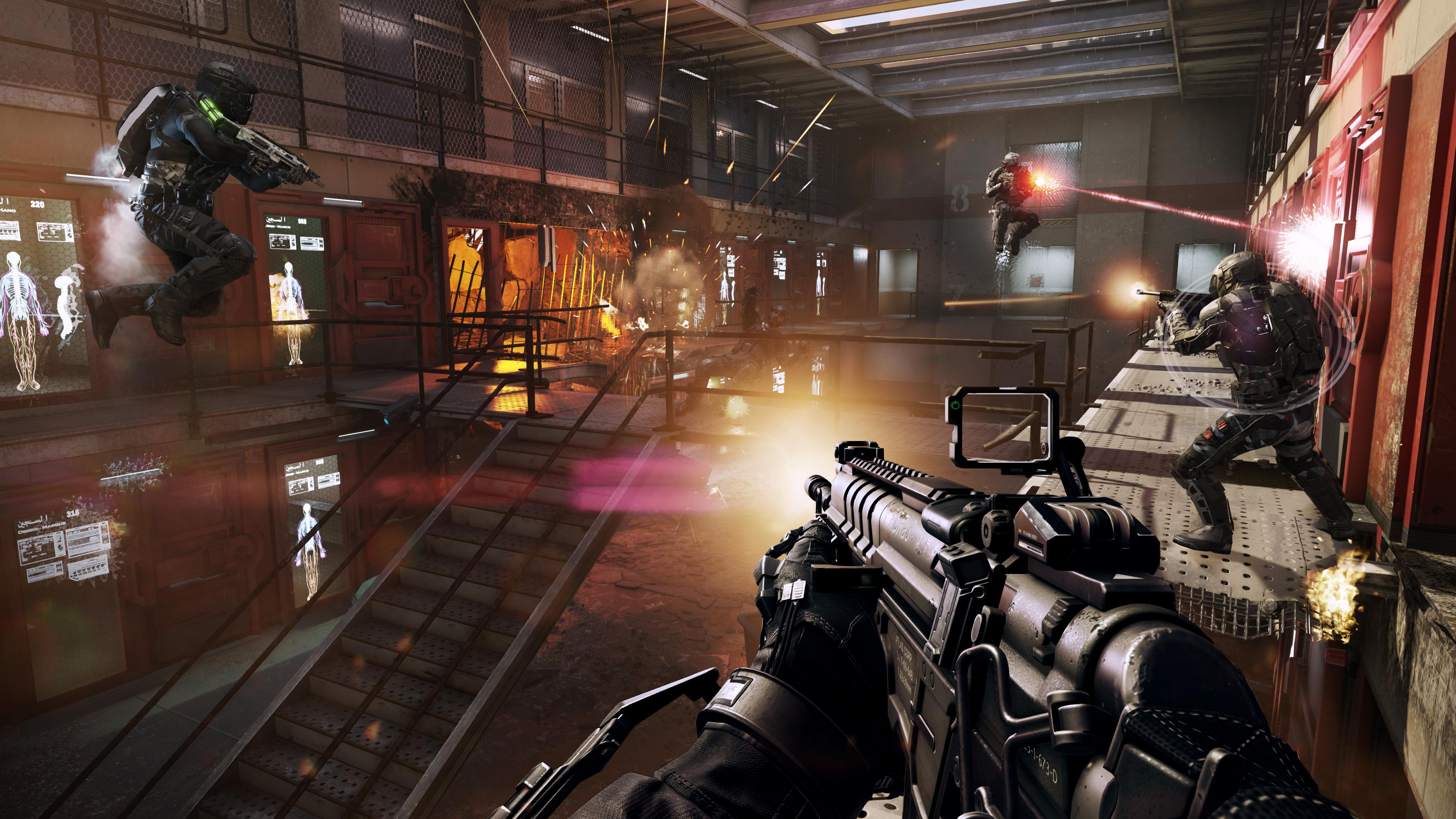 Advanced Warfare Multiplayer