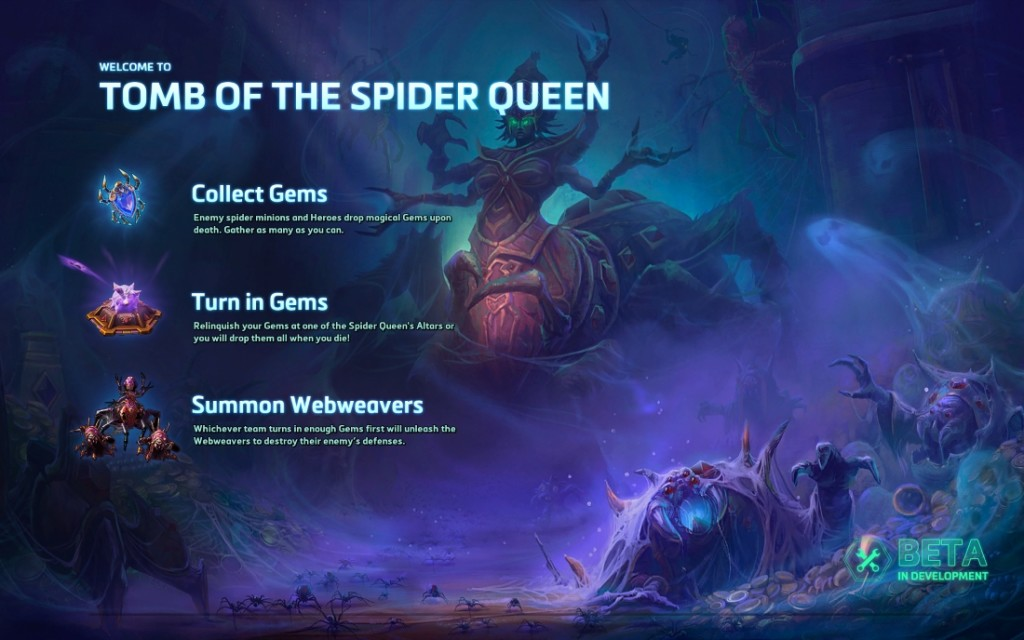 Heroes of the Storm Spider