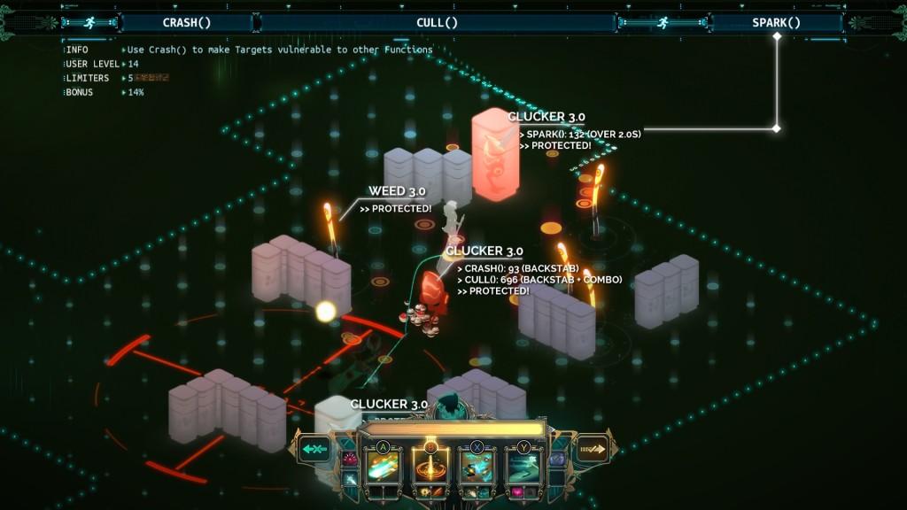 transistor-turn-combat
