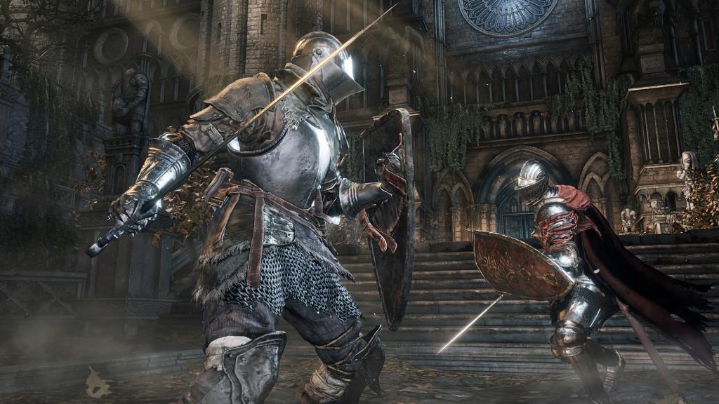 Dark Souls III Lothric Knight