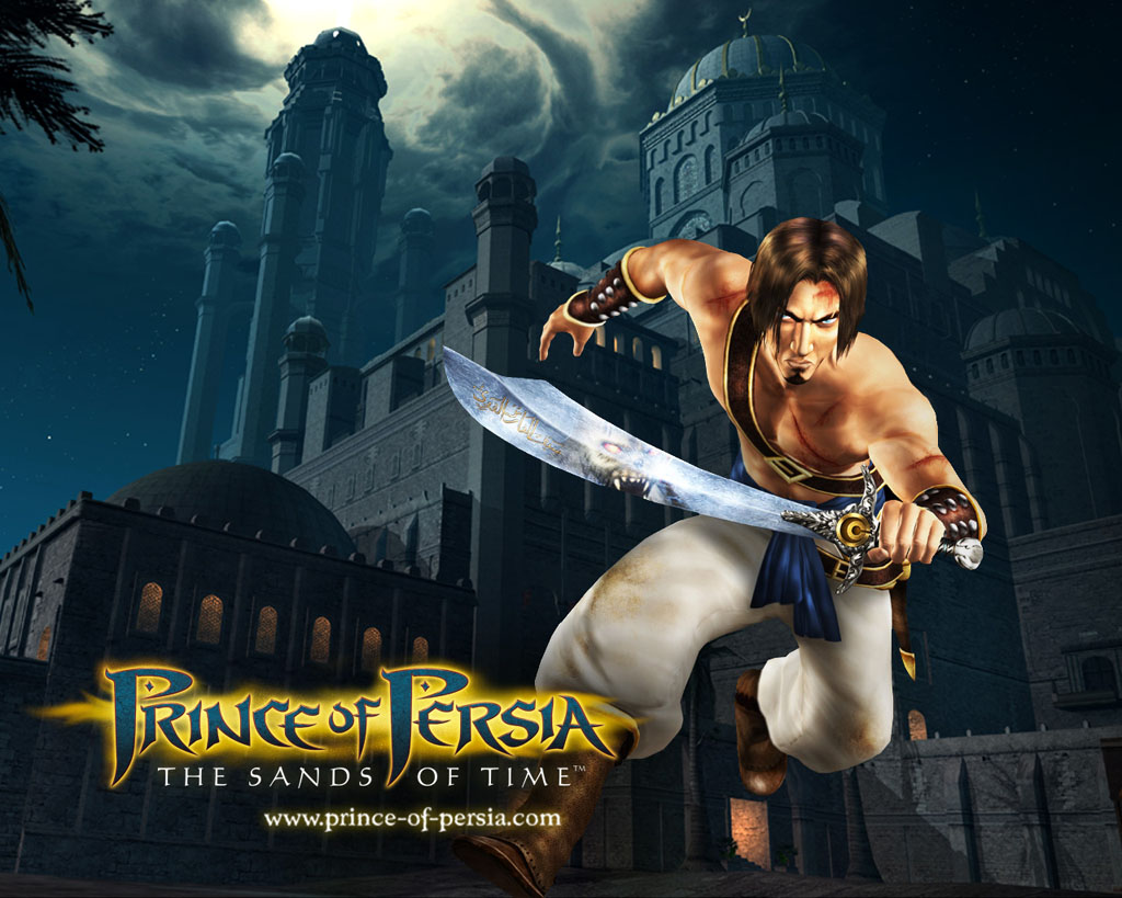 Review Prince Of Persia The Sands Of Time Stars