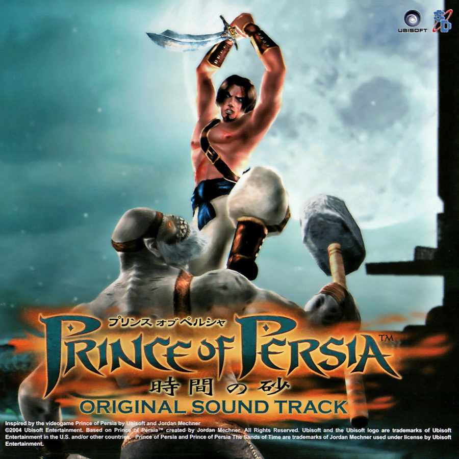 Game Music Saturdays Prince Of Persia The Sands Of Time