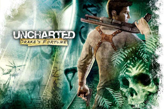 Uncharted Drakes Fortune Cover