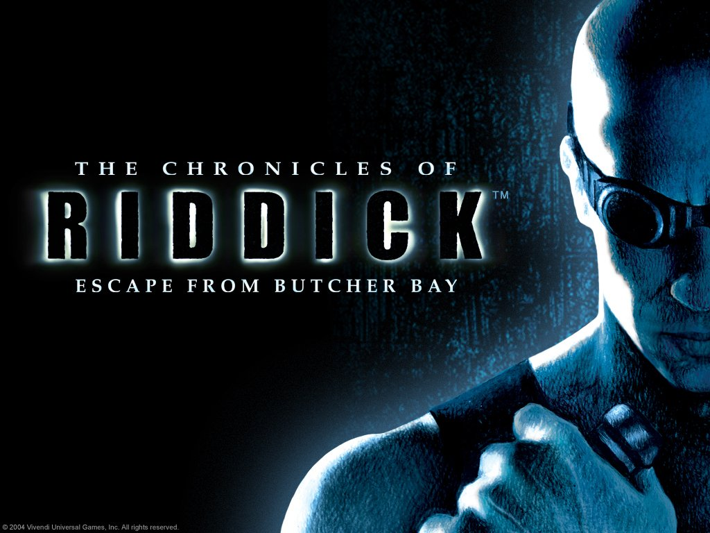 The List: The Chronicles of Riddick – Escape from Butcher Bay (Part 1)