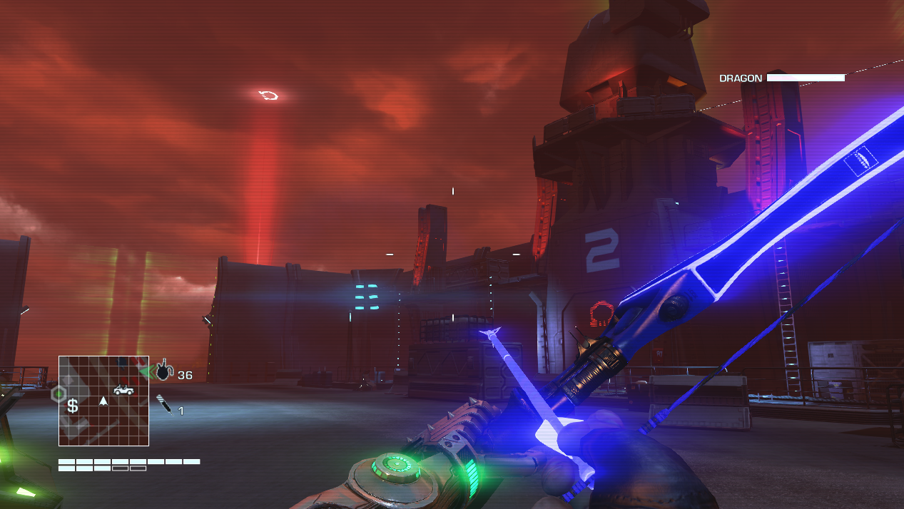 Review Far Cry 3 Blood Dragon Stars